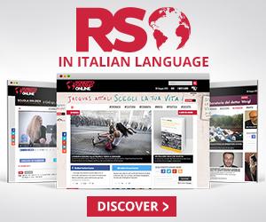 Versione italiana del sito di Roberto Saviano