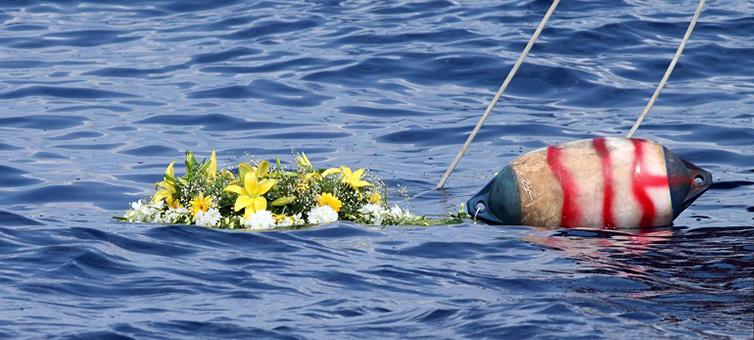 No dejar a nadie en el mar