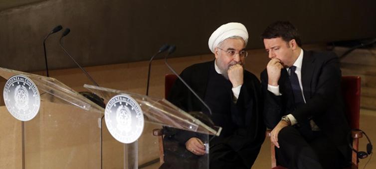 L'Italia sigla accordi con l'Iran ma si distrae sui diritti negati