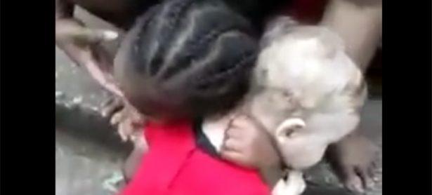 In un video la prova: nessuno nasce razzista
